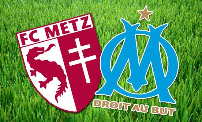 Metz - Olympique Marseille